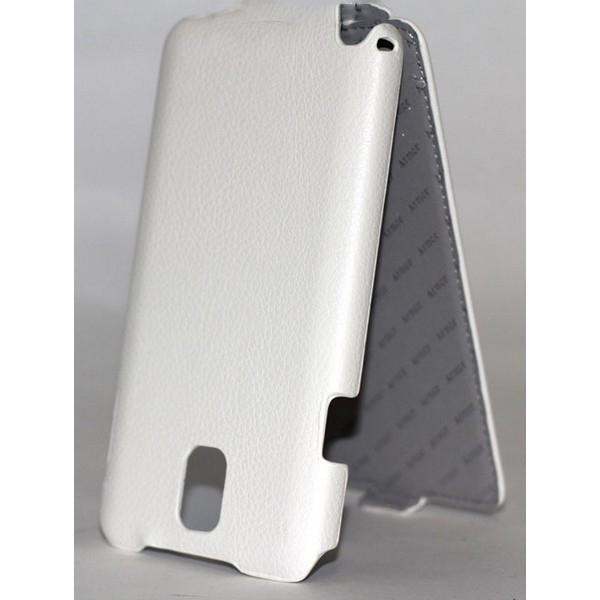 Чехол-книжка Armor Case для Samsung Galaxy Note 3 Neo (N7505) искусственная кожа белыйдля Samsung<br>Чехол-книжка Armor Case для Samsung Galaxy Note 3 Neo (N7505) искусственная кожа белый<br>