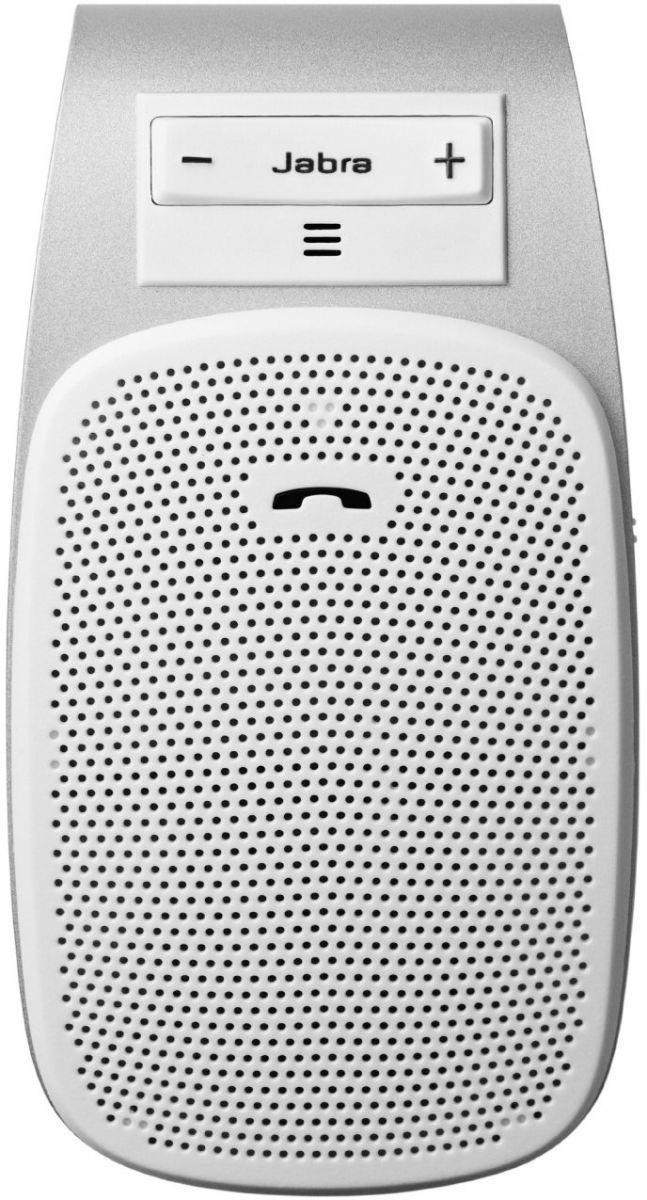 Автомобильные устройства Bluetooth громкой связи Jabra Drive белая