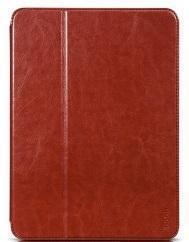 Чехол-книжка Hoco для Samsung Galaxy Tab 4 10.1 (T530/T531/T535) натуральная кожа коричневый