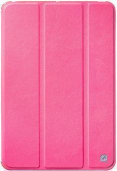 Чехол-книжка Hoco Flash Series для Apple iPad Air (искусственная кожа с подставкой) Rose-Redдля Apple iPad Air<br>Чехол-книжка Hoco Flash Series для Apple iPad Air (искусственная кожа с подставкой) Rose-Red<br>