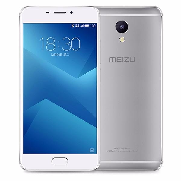 Meizu M5 Note 16Gb WhiteMeizu<br>Meizu M5 Note 16Gb White<br>