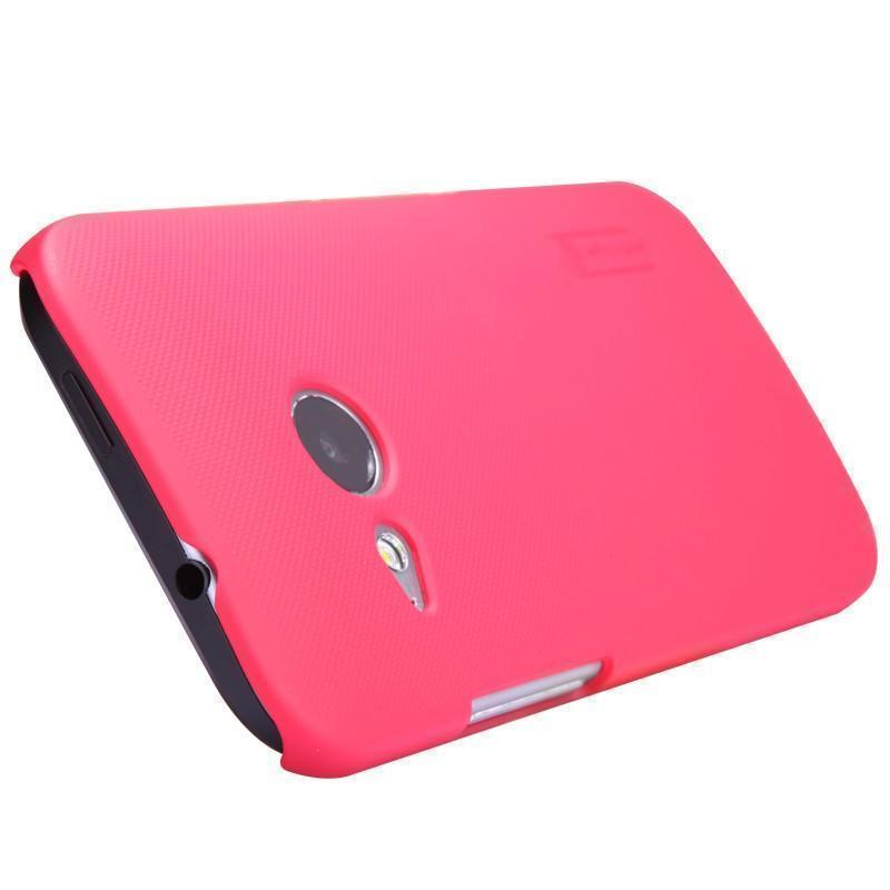 Чехол-накладка Nillkin Frosted Sheield для HTC One mini 2 / M8 mini (Red) фото
