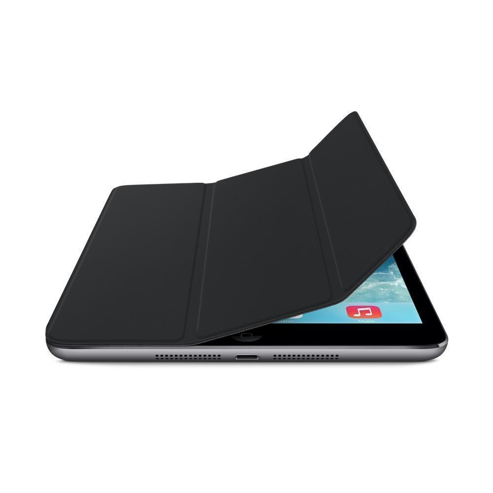 Чехол-книжка Smart Case для Apple iPad mini 1/2/3 (искусственная кожа с подставкой) черный
