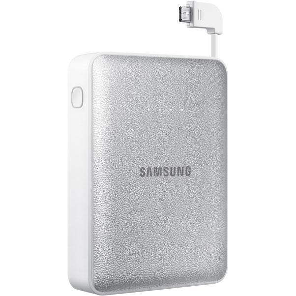 Внешний аккумулятор Samsung 8400mAh универсальный EB-PG850BSRGRU (серый)