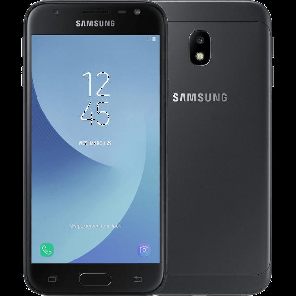 Samsung Galaxy J3 (2017) (J330F/DS) Black (SM-J330FZKDSER)Samsung<br>Samsung Galaxy J3 (2017) (J330F/DS) Black (SM-J330FZKDSER)<br>