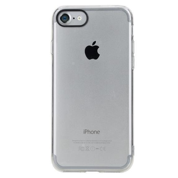 Купить со скидкой Чехол-накладка Rock Pure Series для Apple iPhone 7/8 пластик-силикон прозрачный