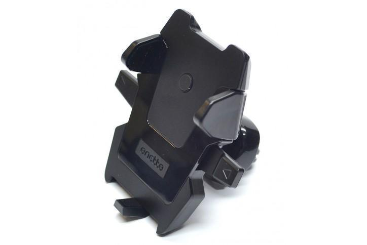 Держатель автомобильный Onetto Vent Mount Easy One Touch (VM2&amp;SM5) в воздуховод для телефонаДержатель в воздуховод<br>Держатель автомобильный Onetto Vent Mount Easy One Touch (VM2&amp;SM5) в воздуховод для телефона<br>