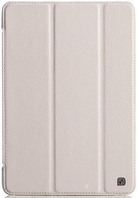 Купить Чехол-книжка Hoco Crystal Series для Apple iPad mini 1/2/3 (искусственная кожа с подставкой) white