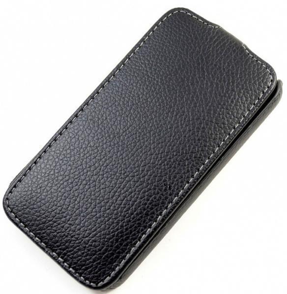 Чехол-книжка Fashion для Meizu MX4 Pro искусственная кожа (black)