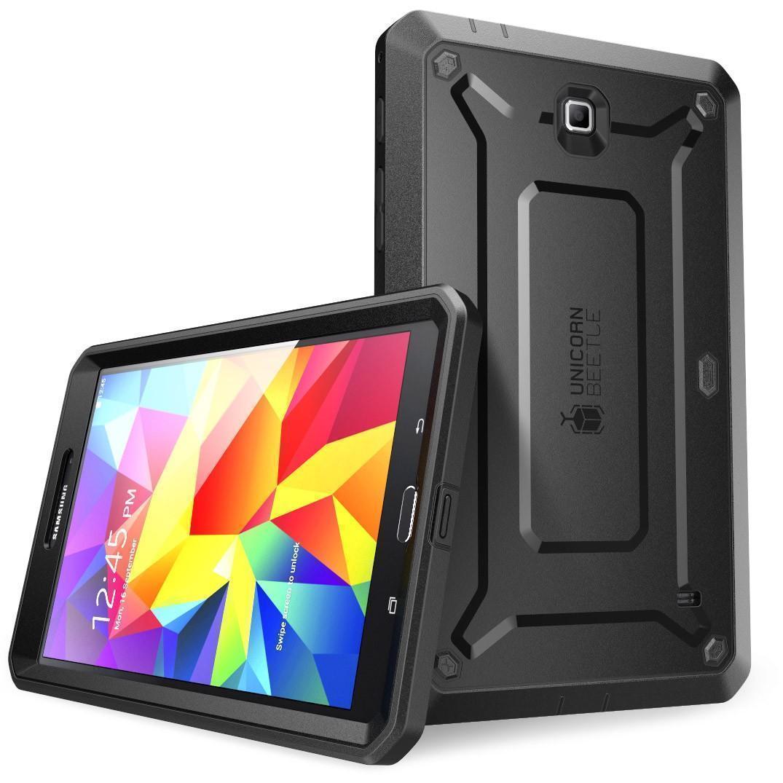 Чехол-книжка Book Cover для Samsung Galaxy Tab 4 8.0 T330/T331 искусственная кожа черный