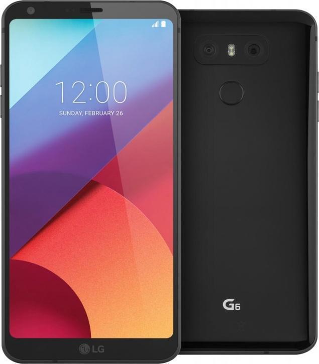 LG G6 (H870S) 32Gb Black