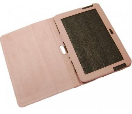 Картинка для Чехол-книжка Palmexx SmartSlim для Samsung Galaxy Note 10.1 N8000 эко кожа (светло-розовый)