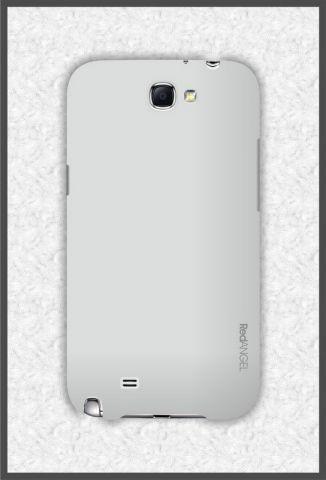 Чехол-накладка Red Angel Ultra-Thin High Strength для Samsung Galaxy Note 2 (GT-N7100) белыйдля Samsung<br>Чехол-накладка Red Angel Ultra-Thin High Strength для Samsung Galaxy Note 2 (GT-N7100) белый<br>