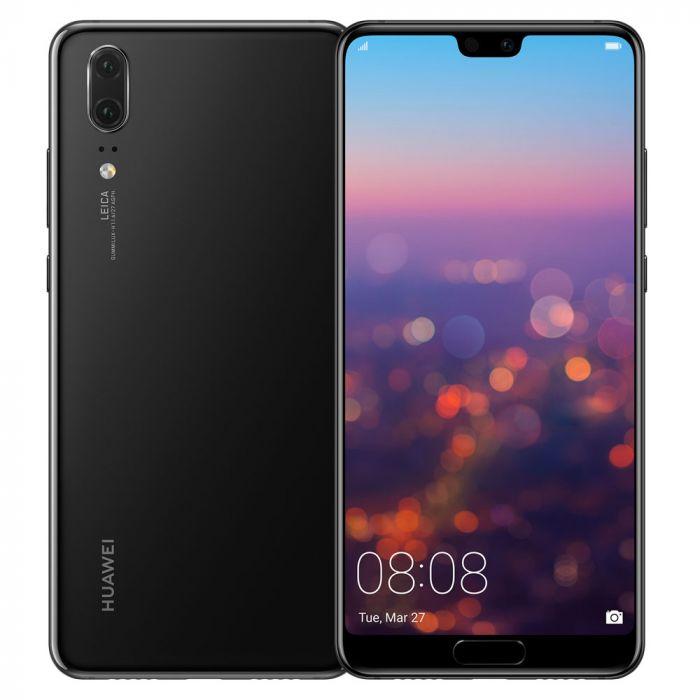 Huawei P20 128Gb (Черный) (EML-L29)