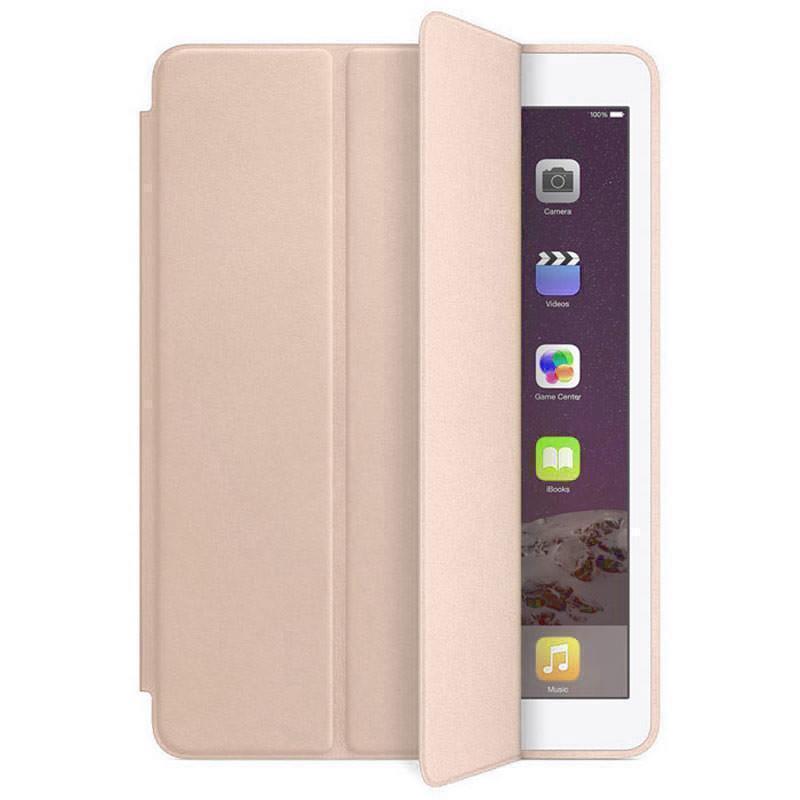 Чехол-книжка Smart Case для Apple iPad Pro 9.7 (искусственная кожа с подставкой) розовое золото