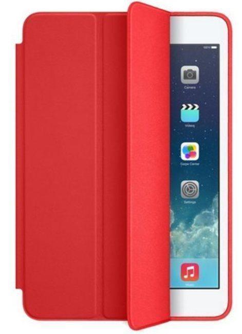 Чехол-книжка Smart Case для Apple iPad (2017) (искусственная кожа с подставкой) красныйдля Apple iPad (2017)<br>Чехол-книжка Smart Case для Apple iPad (2017) (искусственная кожа с подставкой) красный<br>