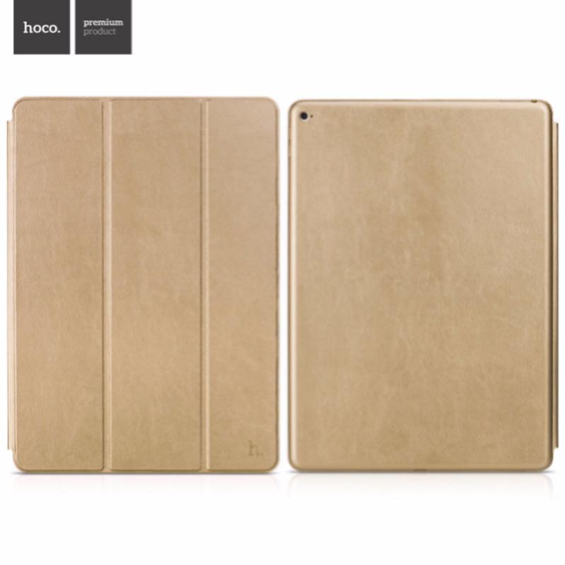 Чехол-книжка Hoco Sugar Series для Apple iPad Pro 12.9 (искусственная кожа с подставкой) золотойдля Apple iPad Pro 12.9<br>Чехол-книжка Hoco Sugar Series для Apple iPad Pro 12.9 (искусственная кожа с подставкой) золотой<br>