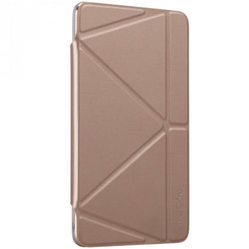 Чехол-книжка The Core Smart Case для Apple iPad Pro 9.7 (силикон полиуретан с подставкой) золотойдля Apple iPad Pro 9.7<br>Чехол-книжка The Core Smart Case для Apple iPad Pro 9.7 (силикон полиуретан с подставкой) золотой<br>