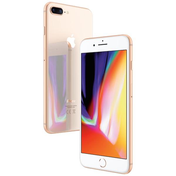 Apple iPhone 8 Plus 128Gb (Gold) (MX262RU/A)