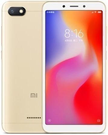 Xiaomi Redmi 6A 32Gb Gold