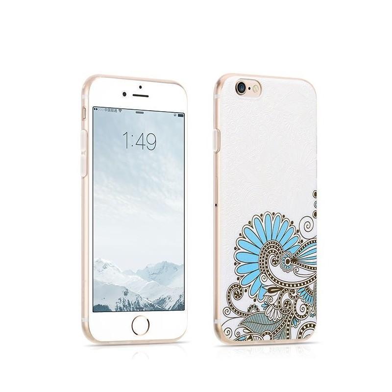 Чехол-накладка Hoco Super Star Series Painted для Apple iPhone 6/6S силиконовый Thicketдля iPhone 6/6S<br>Чехол-накладка Hoco Super Star Series Painted для Apple iPhone 6/6S силиконовый Thicket<br>