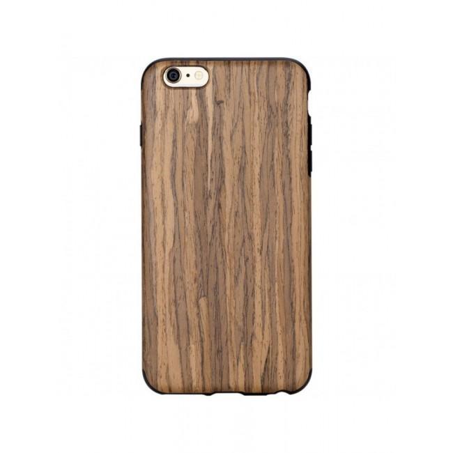 Купить со скидкой Чехол-накладка Rock Origin Wood Series для Apple iPhone 6/6S под дерево Nordic