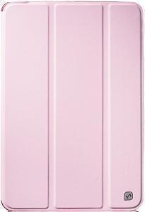 Чехол-книжка Hoco Flash Series для Apple iPad mini 1/2/3 (искусственная кожа) розовый