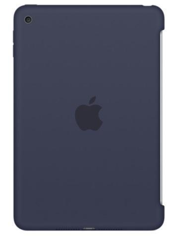 Чехол Apple Silicone Case (MKLM2ZM/A) для Apple iPad mini 4 (силикон) Midnight Blue