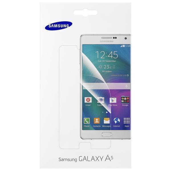 Защитная пленка Samsung для Galaxy A5 (глянцевая) (ET-FA500CTEGRU) фото