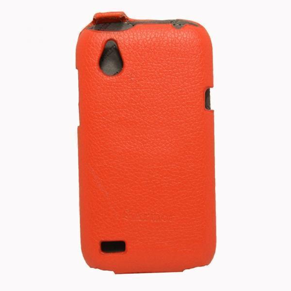 Чехол-книжка Armor Case для HTC Desire U Dual Sim искусственная кожа красныйдля HTC<br>Чехол-книжка Armor Case для HTC Desire U Dual Sim искусственная кожа красный<br>