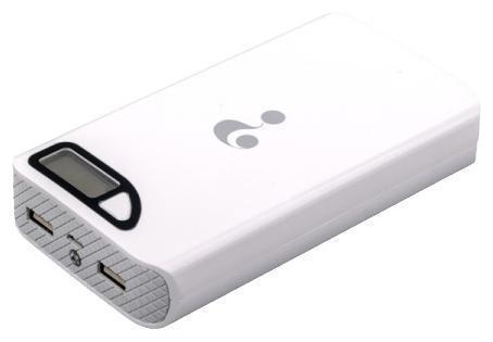 Универсальный внешний аккумулятор Wisdom YC-YDA10 13000 mAh 1 А/ 2 А, USBx2 пластик белыйУниверсальные внешние аккумуляторы<br>Универсальный внешний аккумулятор Wisdom YC-YDA10 13000 mAh 1 А/ 2 А, USBx2 пластик белый<br>