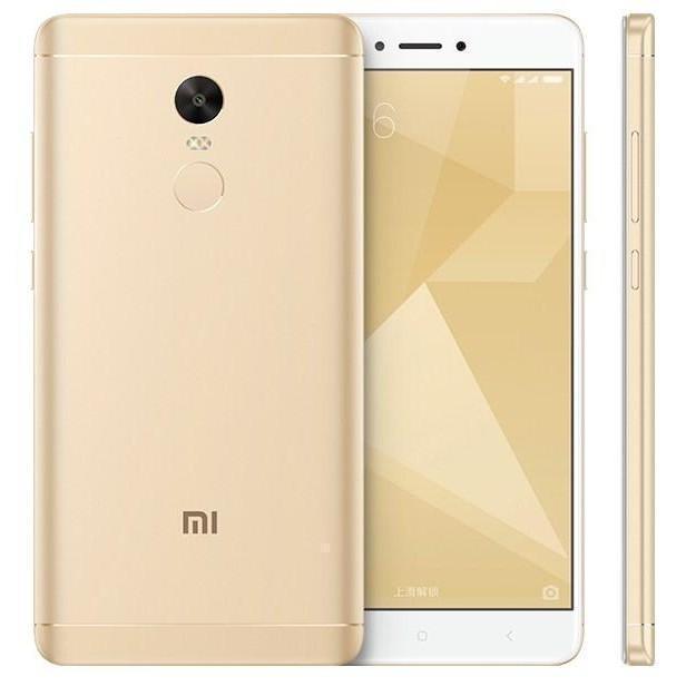Xiaomi Redmi Note 4X 16Gb GoldXiaomi<br>Xiaomi Redmi Note 4X 16Gb Gold<br>