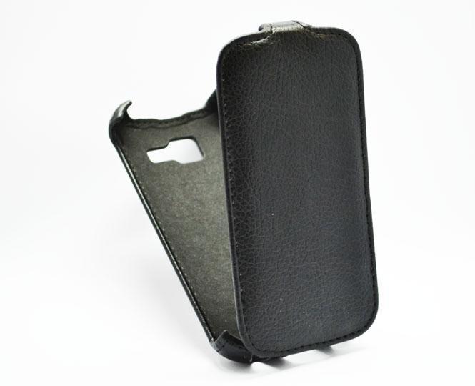 Чехол-книжка Armor Case для Samsung Galaxy Star Plus GT-S7262 искусственная кожа черныйдля Samsung<br>Чехол-книжка Armor Case для Samsung Galaxy Star Plus GT-S7262 искусственная кожа черный<br>