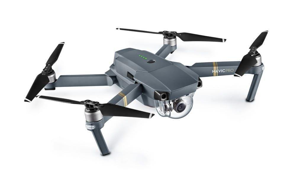 Квадрокоптер DJI Mavic Pro ComboУправляемые игрушки<br>Квадрокоптер DJI Mavic Pro Combo<br>