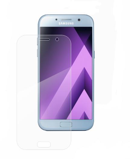 Защитное стекло Deppa Hybrid для Samsung Galaxy A5 (2017) SM-A520 прозрачное антибликовоедля Samsung<br>Защитное стекло Deppa Hybrid для Samsung Galaxy A5 (2017) SM-A520 прозрачное антибликовое<br>