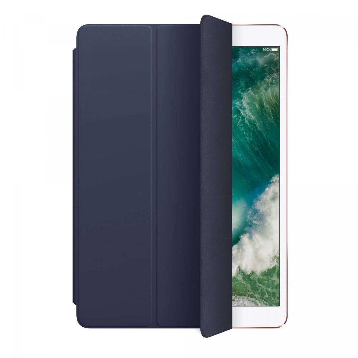 Чехол-книжка Rock Uni Series для Apple iPad Pro 10.5 (полиуретан+пластик) темно-синийдля Apple iPad Pro 10.5<br>Чехол-книжка Rock Uni Series для Apple iPad Pro 10.5 (полиуретан+пластик) темно-синий<br>
