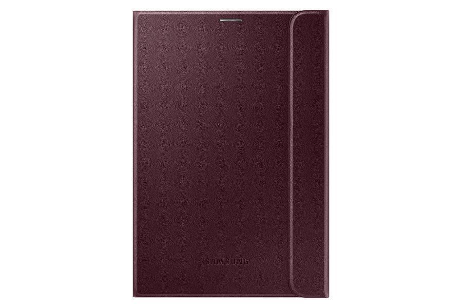 Чехол-книжка Samsung BookCover для Galaxy Tab S2 8.0 (T710/T713/T715/T719) полиуретан бордовый