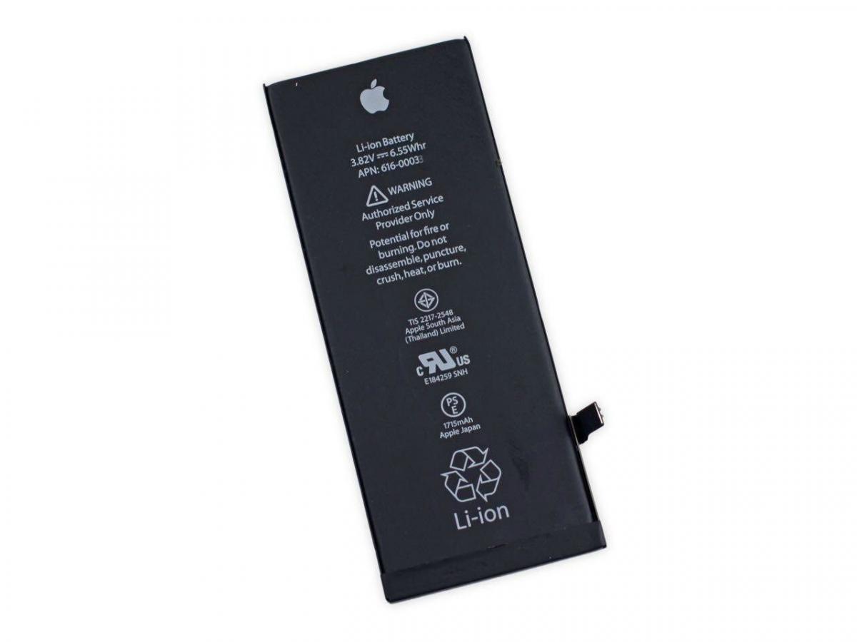 Аккумулятор (appleavenue) для Apple iPhone 6S 1715mAh (гарантия 12 месяцев) 616-00033