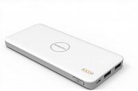 Универсальный внешний аккумулятор Romoss Polymos 5 5000 mAh 1 А/ 2.1 А, USBx2 пластик (белый) фото