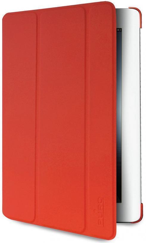 Чехол-книжка PURO Zeta Slim для Apple iPad Air (искусственная кожа с подставкой) красный