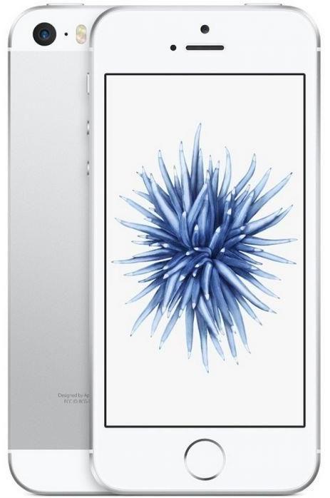 Apple iPhone SE 128GB Silver (MP872RU/A)