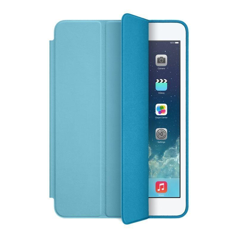 Чехол-книжка Smart Case для Apple iPad Pro 10.5 (искусственная кожа с подставкой) голубойдля Apple iPad Pro 10.5<br>Чехол-книжка Smart Case для Apple iPad Pro 10.5 (искусственная кожа с подставкой) голубой<br>
