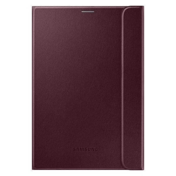 Чехол-книжка Samsung BookCover для Galaxy Tab A 9.7 (SM-T550/SM-T555) полиуретан подставка бордовыйдля Samsung<br>Чехол-книжка Samsung BookCover для Galaxy Tab A 9.7 (SM-T550/SM-T555) полиуретан подставка бордовый<br>