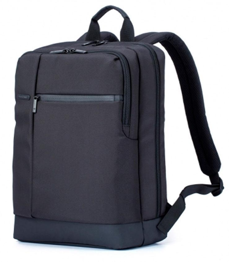 Рюкзак Xiaomi Classic Backpack (ZJB4030CN) для Apple MacBook до 15 Дюймов (Черный) фото