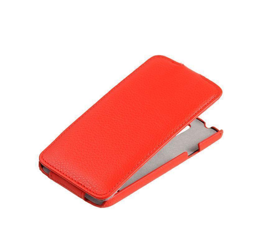 Чехол-книжка Armor Case для Samsung Galaxy S5 искусственная кожа оранжевыйдля Samsung<br>Чехол-книжка Armor Case для Samsung Galaxy S5 искусственная кожа оранжевый<br>