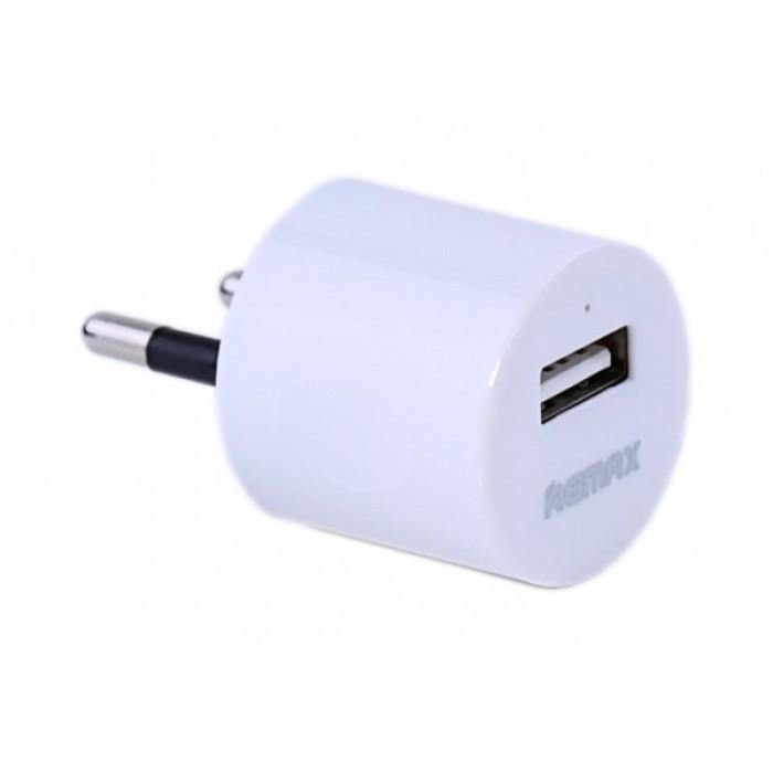 Купить Сетевое зарядное устройство Remax U5 RMT5288 Wall charger mini (5V 1.0A) (белый)
