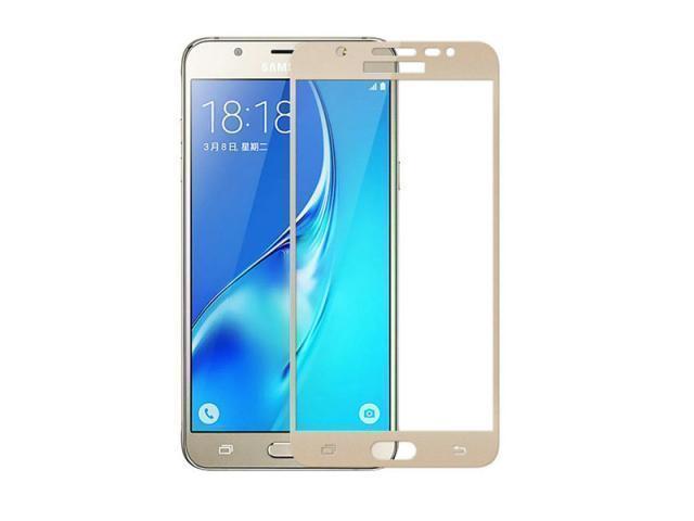Защитное стекло Glass PRO (Full) Screen для Samsung Galaxy J5 (2016) SM-J510 цветное золотая рамкадля Samsung<br>Защитное стекло Glass PRO (Full) Screen для Samsung Galaxy J5 (2016) SM-J510 цветное золотая рамка<br>