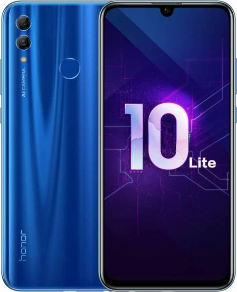 Huawei Honor 10 Lite 3/64GB (Сапфировый синий) (HRY-LX1)
