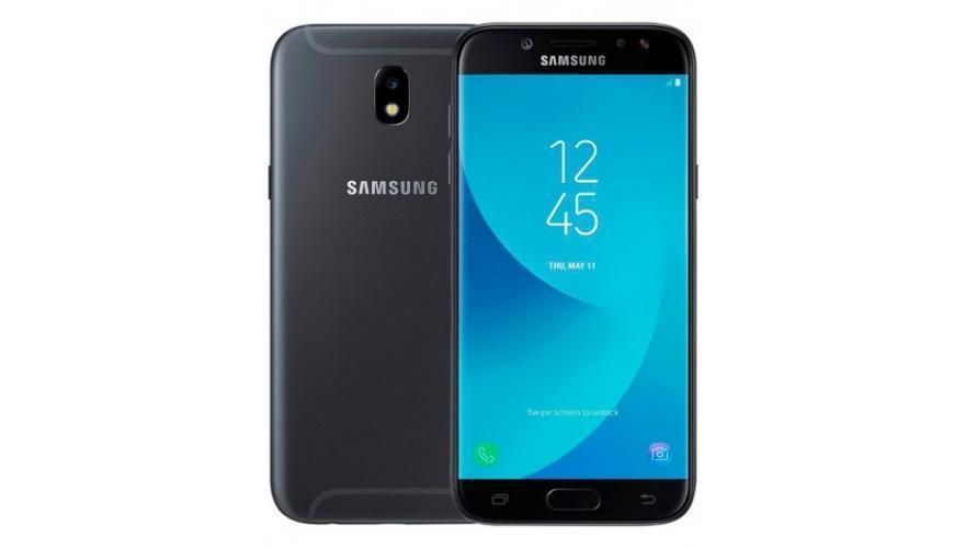 Samsung Galaxy J7 (2017) (J730F/DS) Black (SM-J730FZKNSER)