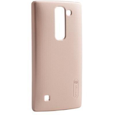 Чехол-накладка Nillkin Frosted Shield для LG Spirit H422 (пластиковый) Goldдля LG<br>Чехол-накладка Nillkin Frosted Shield для LG Spirit H422 (пластиковый) Gold<br>